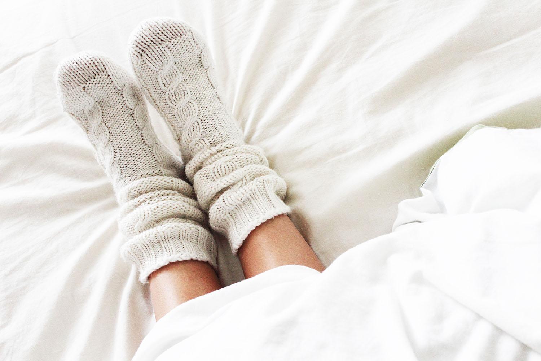 1月大寒のころの足の体操
