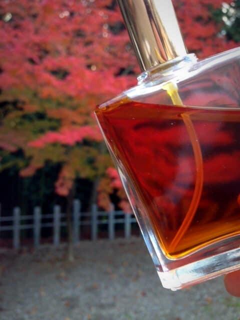 金木犀たっぷり使う香り